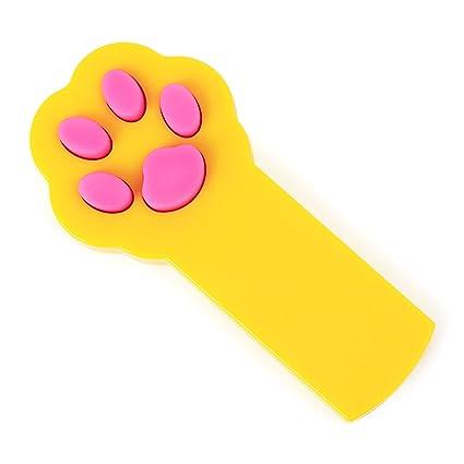 UEETEK Juguete de juguete de gato Interactive LED de luz Beam puntero de juguete de animales