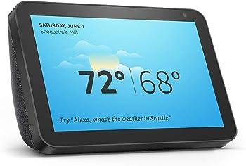 Amazon Echo Show 8 Smart display Wireless Charcoal