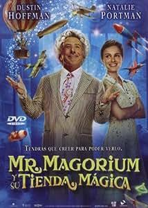 Mr. Magorium y su tienda mágica [DVD]