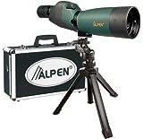 Alpen Optics 20-60x80 Waterproof Fogproof Spotting Scope Kit