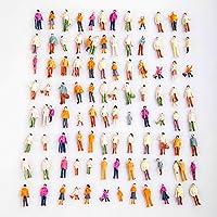 Generic Painted Model People (1:100)