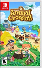 Beloved franchise Animal Crossing gets ready for its Nintendo Switch debut! If the hustle and bustle of modern life's got you down, Tom Nook has a new business venture up his sleeve that he knows you'll adore: the Nook Inc. Deserted Island Ge...