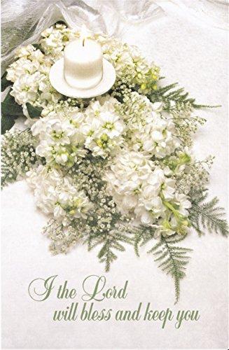 - Wedding Program Cover: