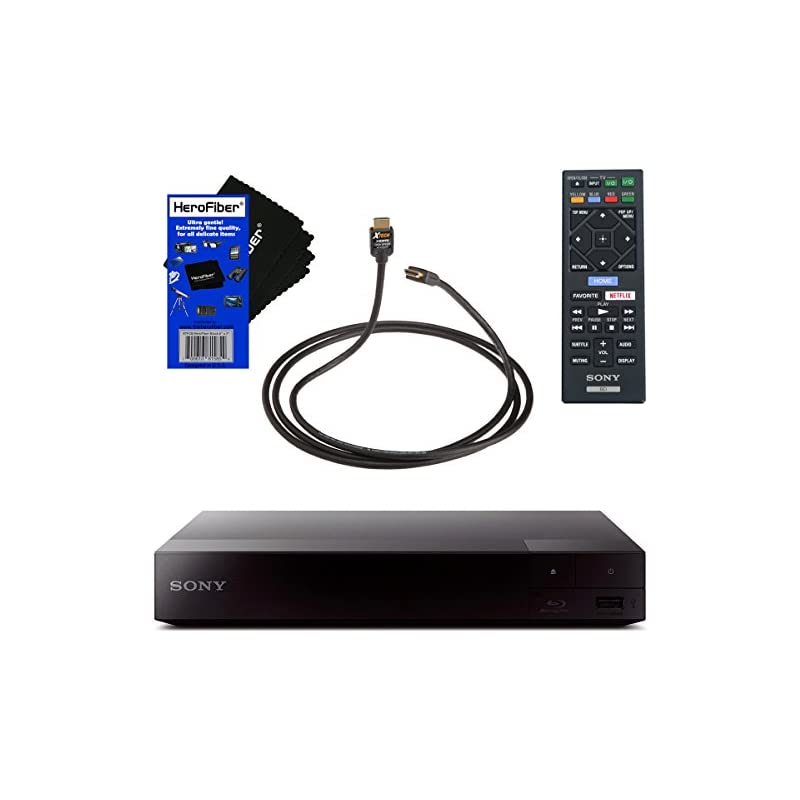 Sony BDP S3700 Blu-Ray Disc Player with