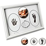 E-More Baby Handprint & Footprint Picture Frame Kit...