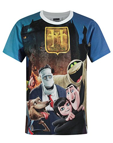 Official Hotel Transylvania Sublimation Boy's T-Shirt (9-10 Years) for $<!--$9.85-->