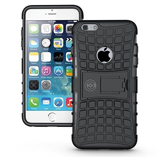 01289b44b7 Amazon.com: iPhone 6 Plus Case Black - Case For iPhone 6 Plus/iPhone ...