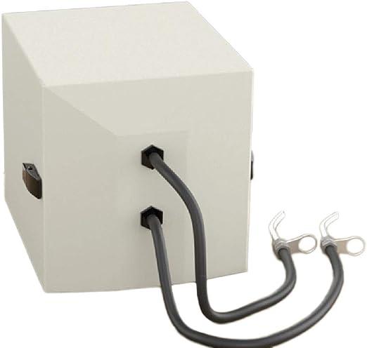 TSTYS Solder purificador de Humo 60W estación Doble Filtro Pluma ...