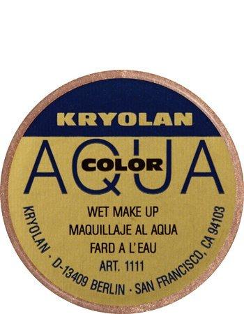 Kryolan Aquacolor Metallic Bronze