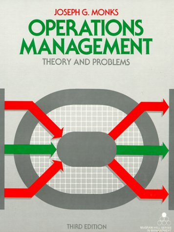 operations management theory Welcome to operations management operations managementis important, exciting, challenging, and everywhere your look important, because it's concerned with creating all of the products and services upon.