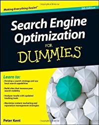By Peter Kent - Search Engine Optimization For Dummies (5th Edition) (6/26/12)