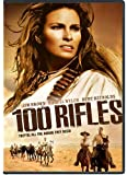 100 Rifles [DVD] [1969] [Region 1] [US Import] [NTSC]