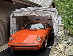 Amazon.com : Ikuby All Weather Proof Medium Carport, Car ...