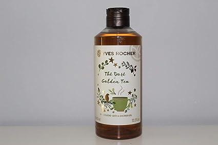 Bagno Doccia Yves Rocher.Yves Rocher Bagnodoccia Golden Tea Limitad Edition Natale