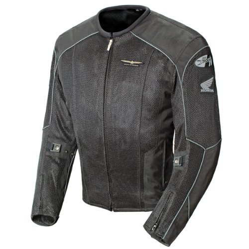 Joe Rocket Skyline 2.0 Mens Black Mesh Motorcycle Jacket - X-Large Goldwing Skyline Mesh Jacket