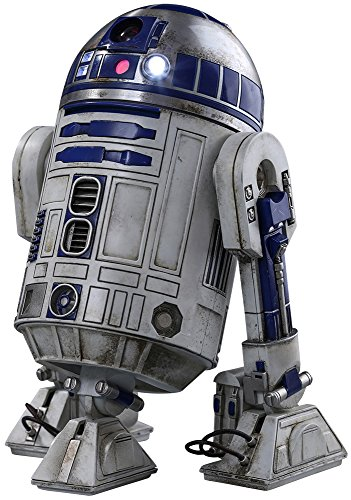 (Hot Toys Star Wars Episode VII The Force Awakens R2-D2 1/6 Scale Figure)