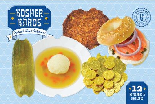 Kosher Kards: Spread Good Schmear!