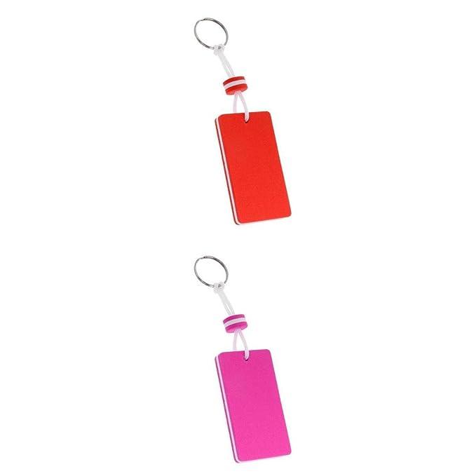 MagiDeal Porte-Clés Boule D eau Cordon Solide Porte-clés Flottable Anneau-Rectangle   Amazon.fr  Sports et Loisirs 6d5588cbb30