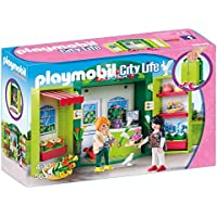 PLAYMOBIL Flower Shop Play Box Building Kit