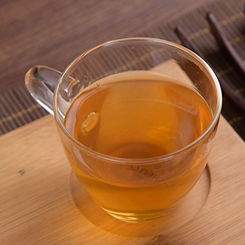 Dian Mai 05 years old mandarin tree Pu'er tea 357 g/cake 13 years Kunming dry barn cake 05年老曼峨古树普洱生茶357克/饼 13年昆明干仓单饼 by Dian Mai 滇迈 (Image #6)