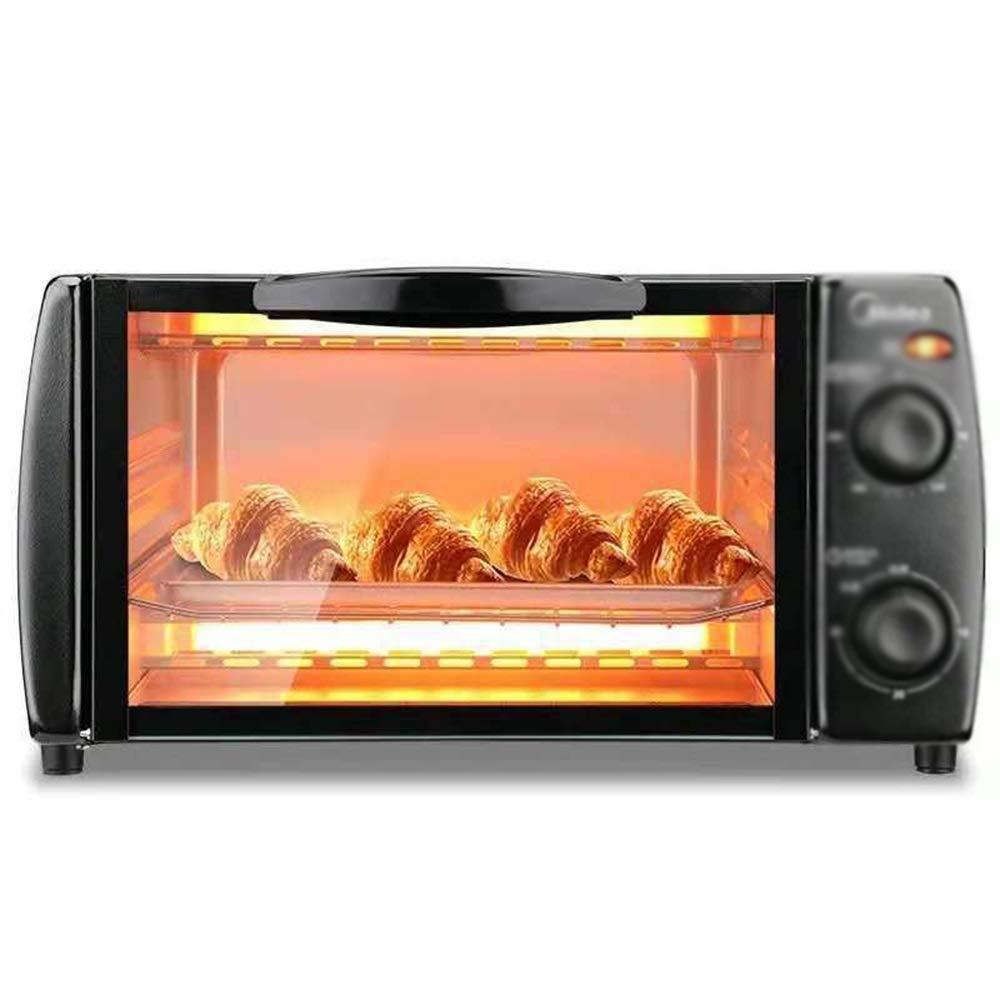 ZCYX ミニオーブン家庭用多機能オーブン家庭用多機能ベーキング10 Lミニ電気オーブンキッチンキッチン電気オーブン -7487 オーブン B07RWDF83C