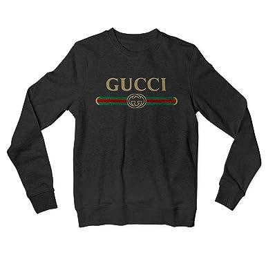 7c772519 Amazon.com: Fashion Gucci - Gucci Shirt Logo - Gucci Logo T Shirt ...