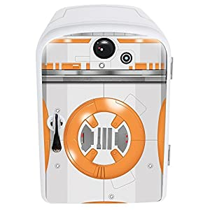 Star Wars New World Premier Bb8 4 Liter Mini Fridge : Its the perfect size for his play area
