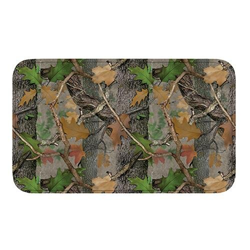 River's Edge Fall Transition Camo Memory Foam Mat, 31.5 x 20