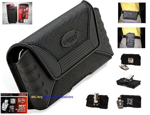 newest 2f17b ad53e Rugged QX XX-Large NXT Heavy Duty Horizontal/Vertical Black Holster ...