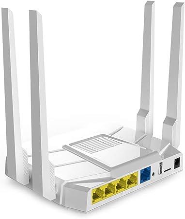WiFi Range Extender - 3G 4G LTE Router Inalámbrico WiFi para ...
