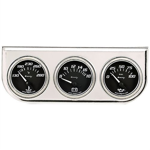 - Equus 7200 7000 Series Trio Gauge Set