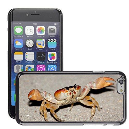 """Bild Hart Handy Schwarz Schutz Case Cover Schale Etui // M00133803 Aquatisch Clamp Klaue Krabbe // Apple iPhone 6 PLUS 5.5"""""""