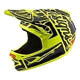 Troy Lee Designs D3 Fiberlite Factory Mountain Downhill BMX Bike Full...