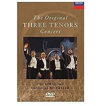 The Original Three Tenors Concert [1990] [DVD] [2000] by Jos¨¦ Carreras