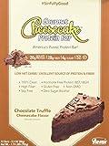 Ansi Cheesecake Bar, Chocolate Truffle, 12 Count