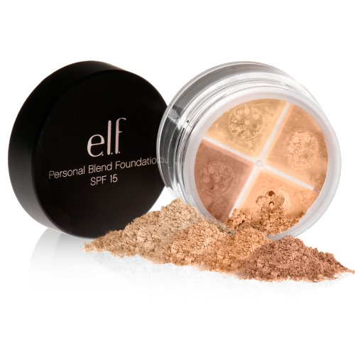 Price comparison product image e.l.f. Mineral personal blend foundation spf 15 dark, 16 Ounce