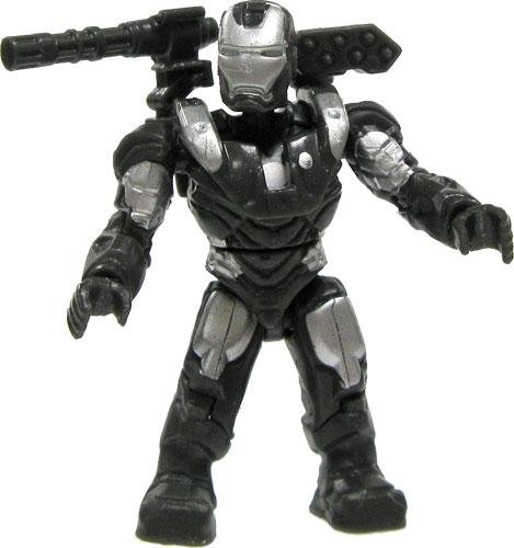Mega Bloks - Marvel Micro Action Figure - Series 1 - WAR MACHINE