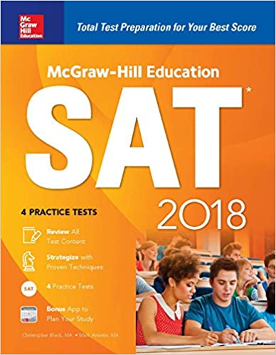 Amazon mcgraw hill education sat 2018 ebook christopher amazon mcgraw hill education sat 2018 ebook christopher black mark anestis kindle store fandeluxe Gallery