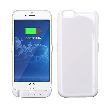 iPhone 6s caja de batería externa, energía portátil cargador ...