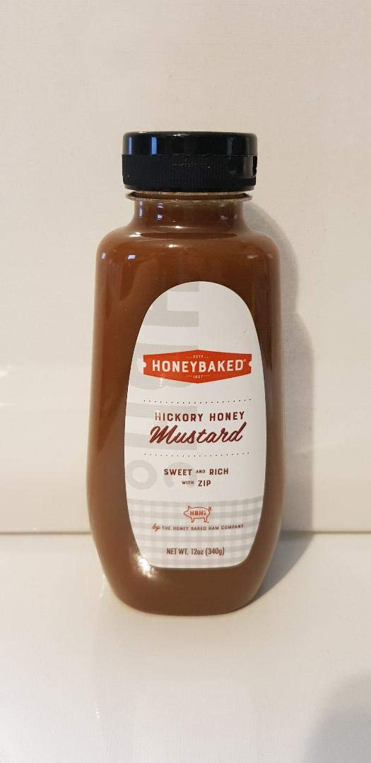 Honey Baked Ham Hickory Honey Mustard 12 Oz