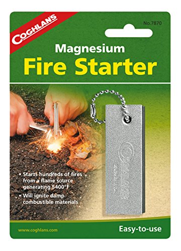 Coghlan's Magnesium Fire Starter (Arizona Christmas Gift Baskets)