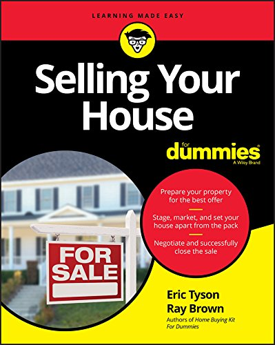 Selling Your House For Dummies (Guide To Buying And Selling A House)