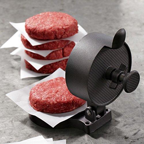 Adjustable Hamburger Press - 9