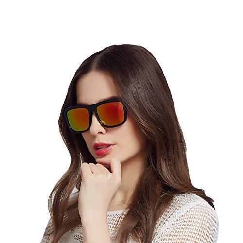 Jardin d'amour Women Sunglasses Polarized Men Wayfarer Driving Glasses UV Protection JS2102 - Pair Nice Of Sunglasses
