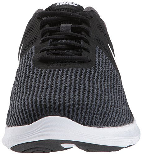 Black White Shirt T Anthracite Femme Scoop Nike X6SqII