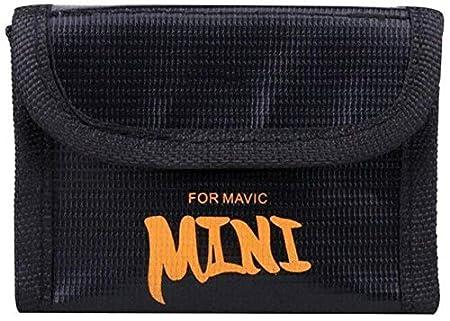 GCDN LiPo - Funda Protectora para batería de dron Mavic Mini, como ...