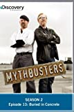 MythBusters Season 2 - Episode 13: Buried in Concrete
