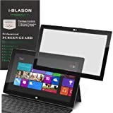 i-Blason HD Matte Anti Glare Bubble Free Screen Protector for MS MicroSoft Surface Tablet RT Windows 8 Tablet Reusable