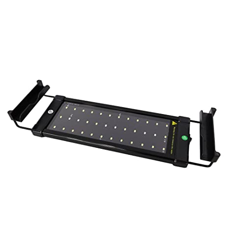 Luz LED Acuario, Pantalla LED Acuario, Iluminacion LED para Acuarios Plantados Lampara LED para