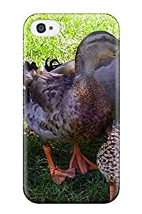 New Style Case Cover FEEBhKw542OqgUn Birds S Compatible With Iphone 4/4s Protection Case
